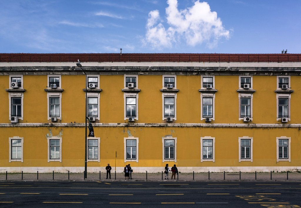 Jaunes, Lisbon