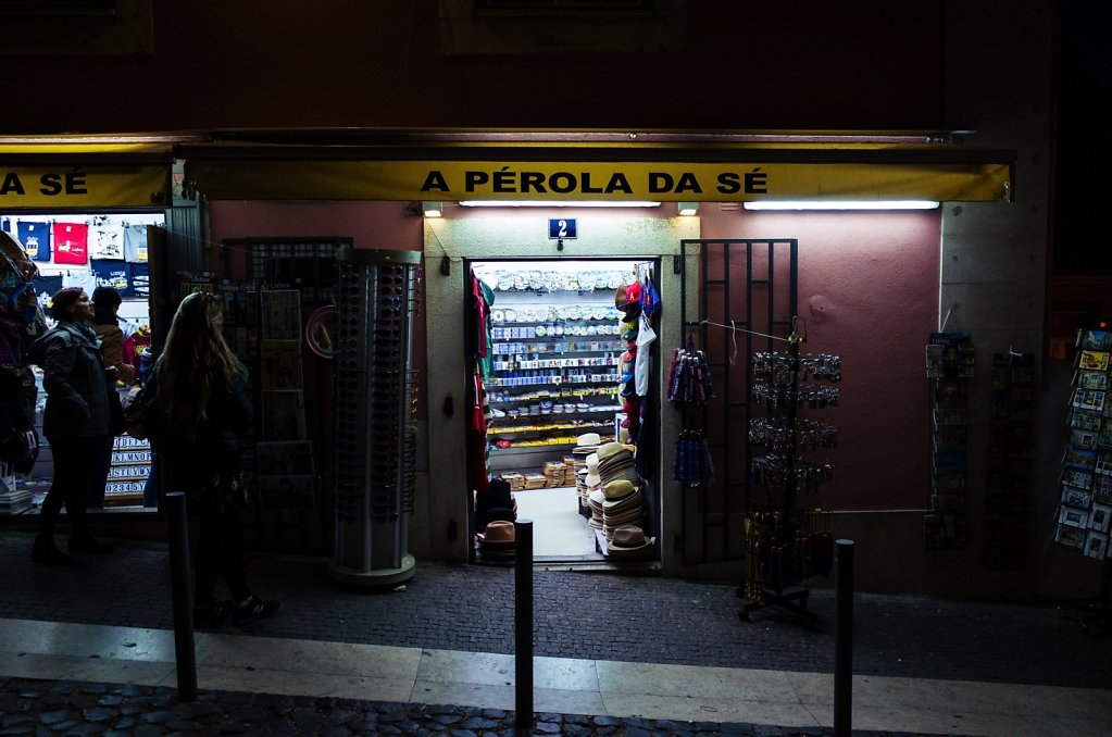 A perola da se tourist shop, Lisbon