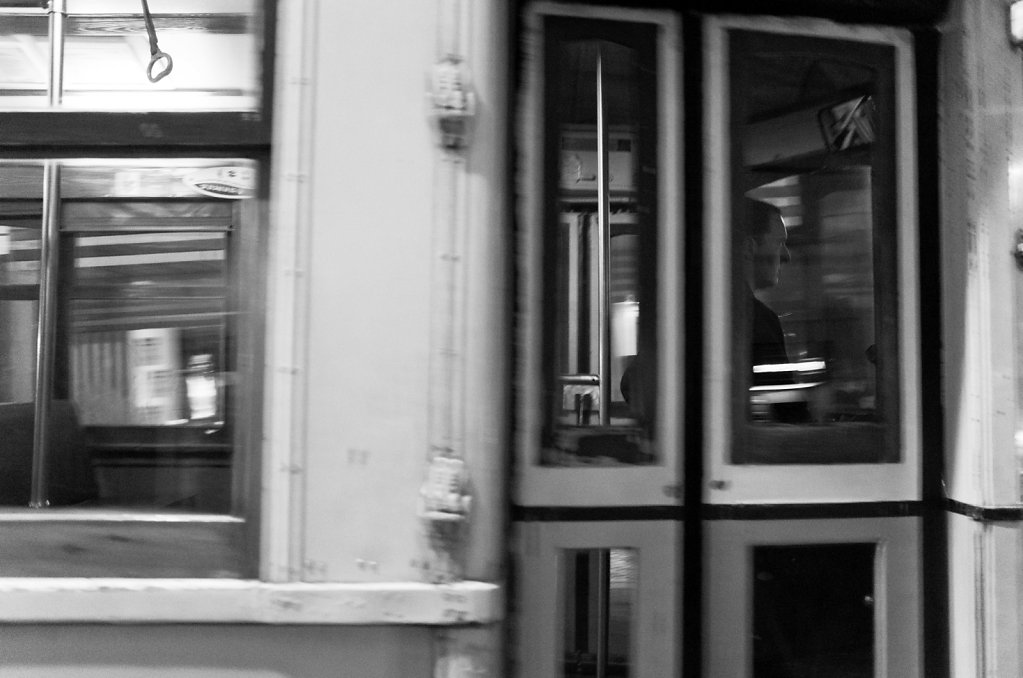 Tram driver, Lisbon