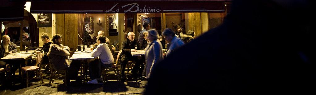 La Boheme, Paris