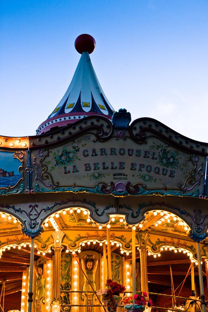 Carrousel La Belle Epoque