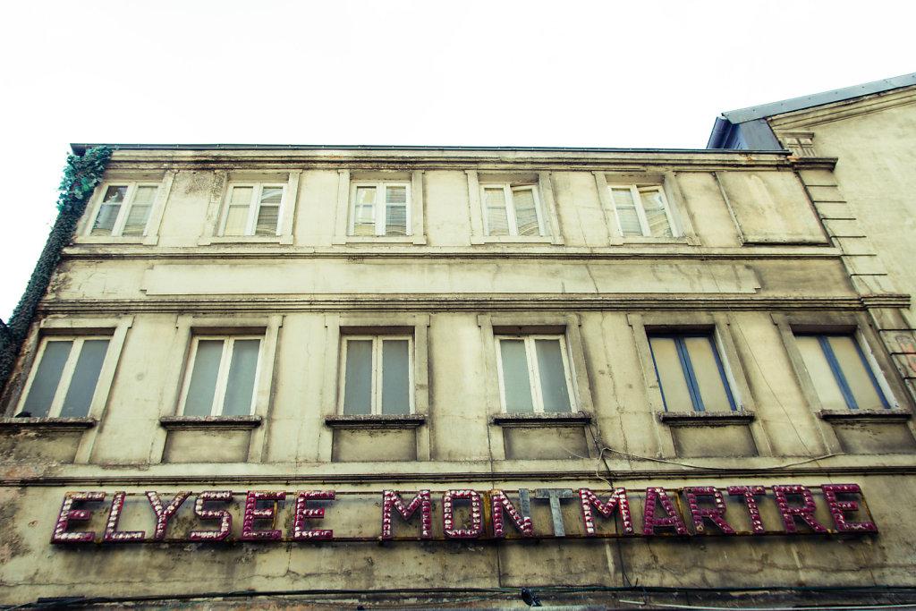Elysée Montmartre, Paris