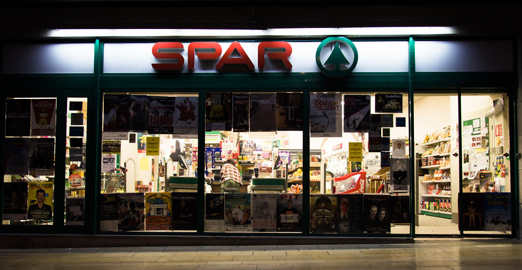 Spar Supermarket