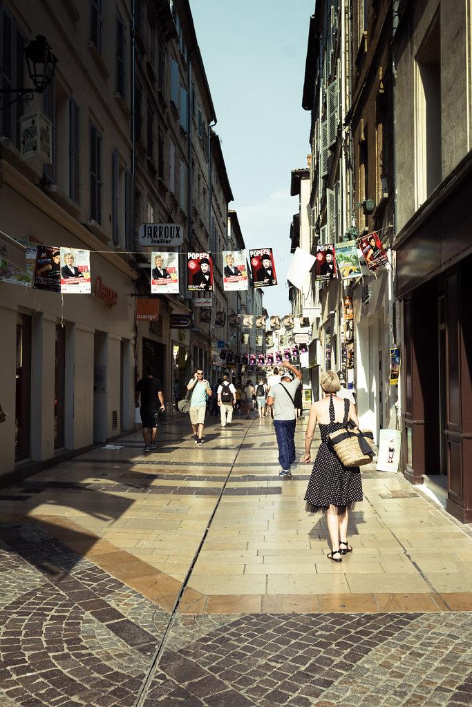 VIeux centre, Avignon