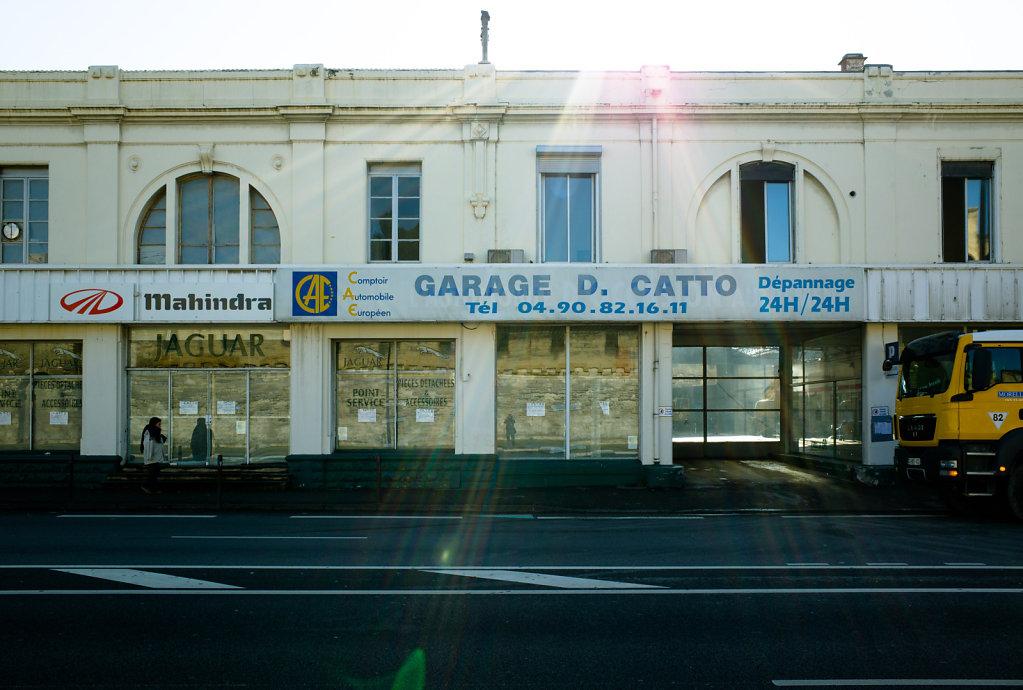Garage D. Catto, Avignon