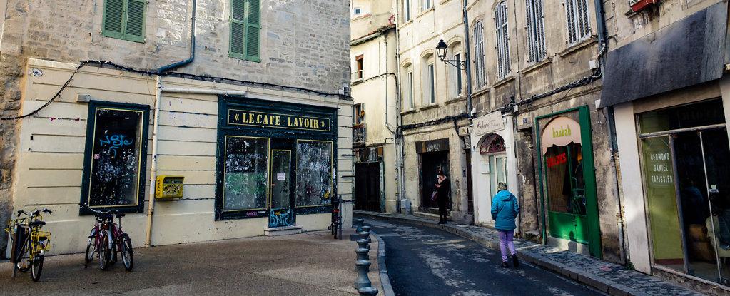 Le Cafe Lavoir, Avignon