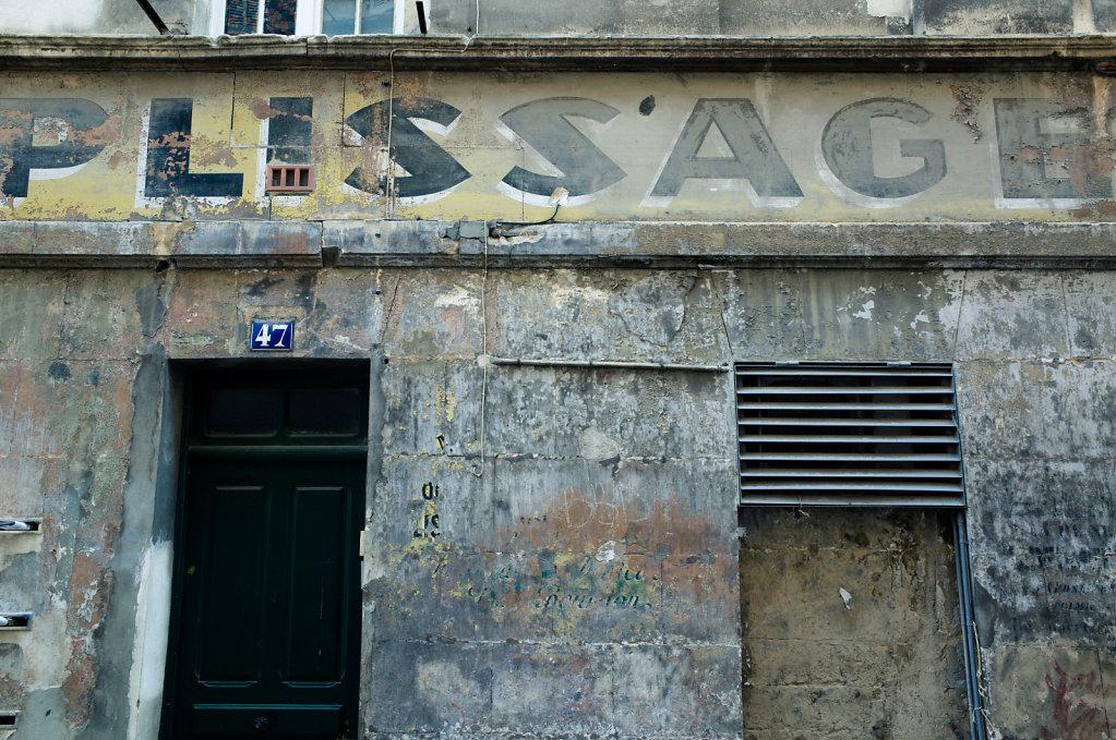 Plissage, Avignon