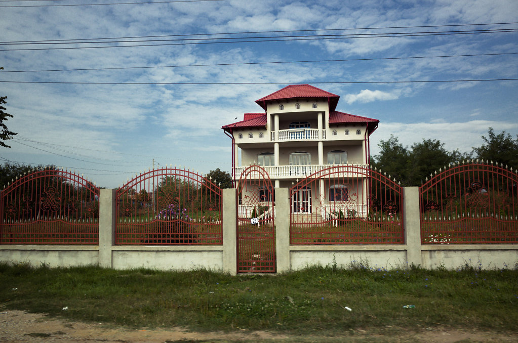 Identical house, III