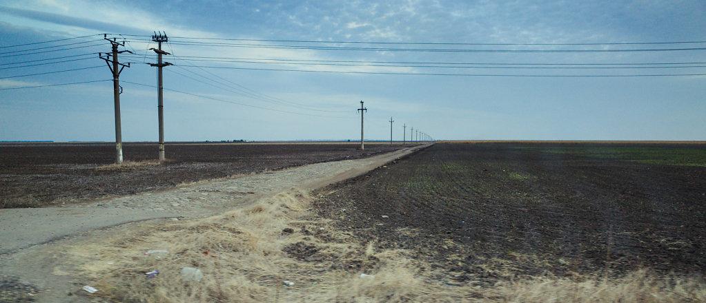 Driveby Romania