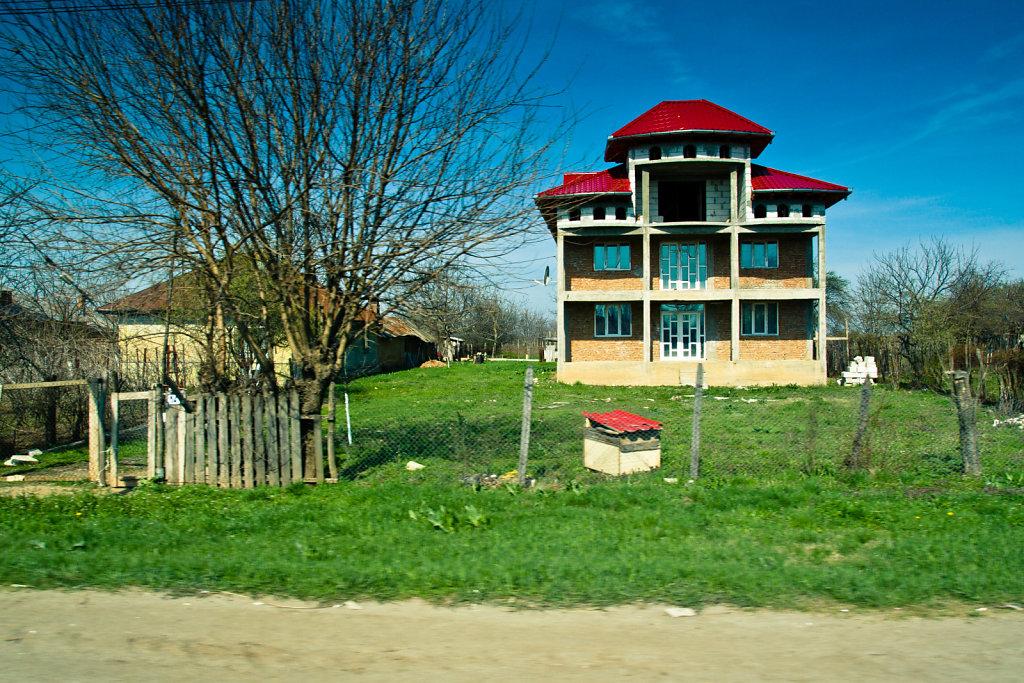 Identical house, V