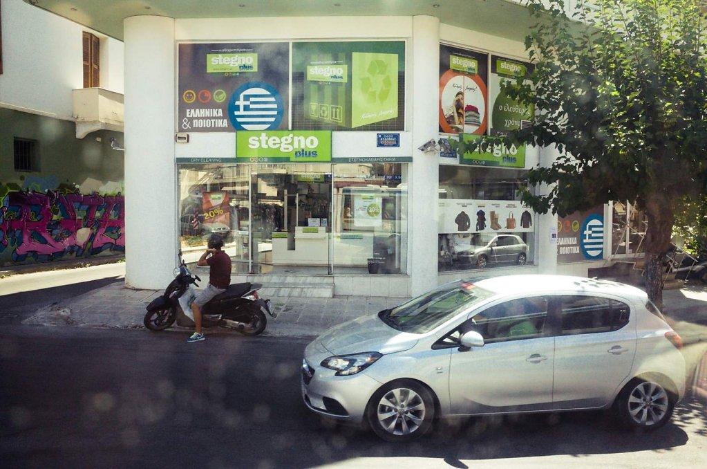 Car vs moped