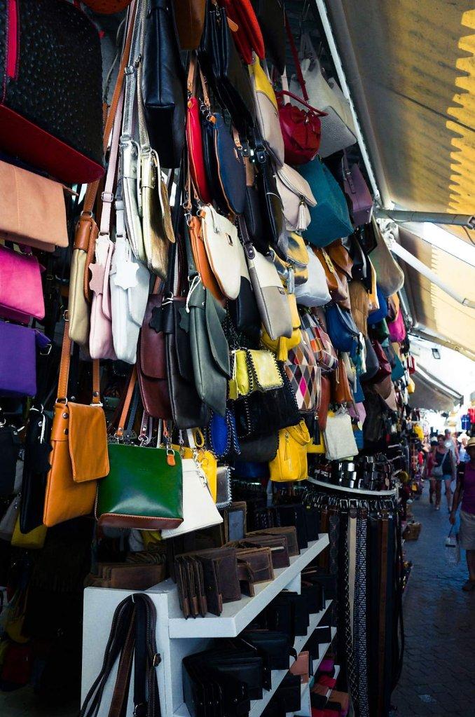 The pursuit of purses