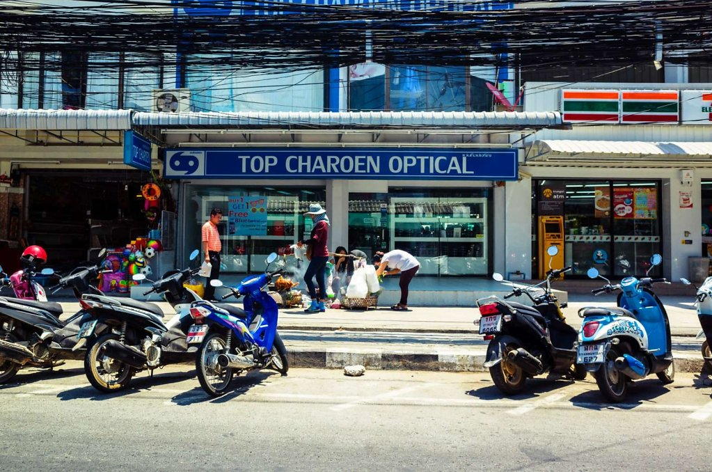 Top Charoen Optical, Koh Samui