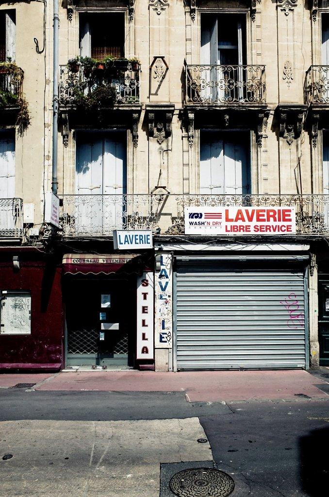 Laverie Libre Service, Montpellier