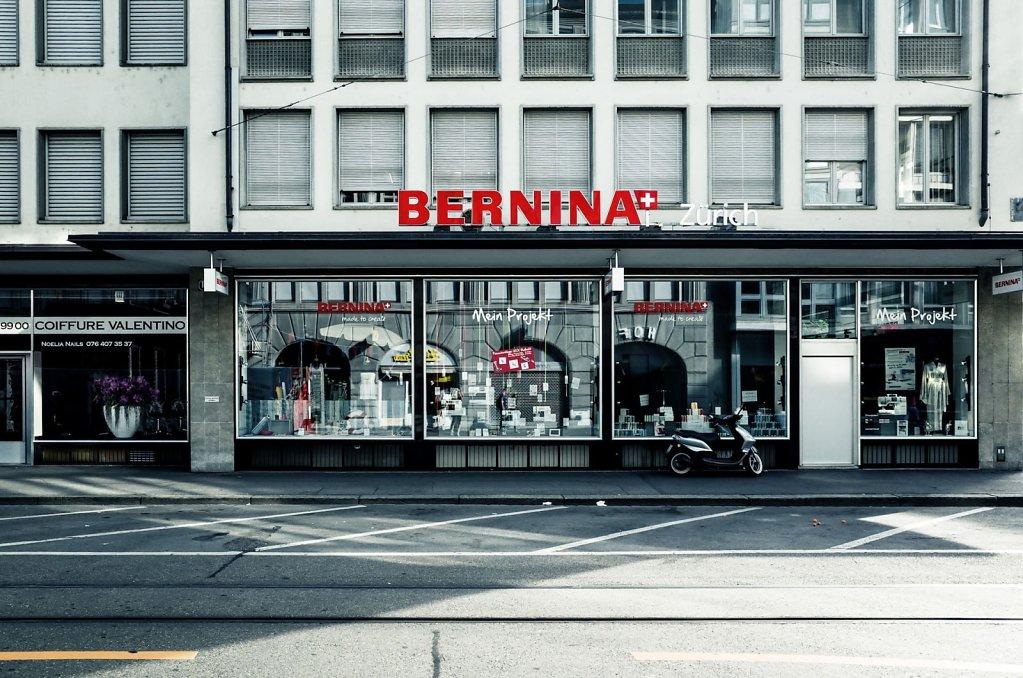 Bernina, Zurich