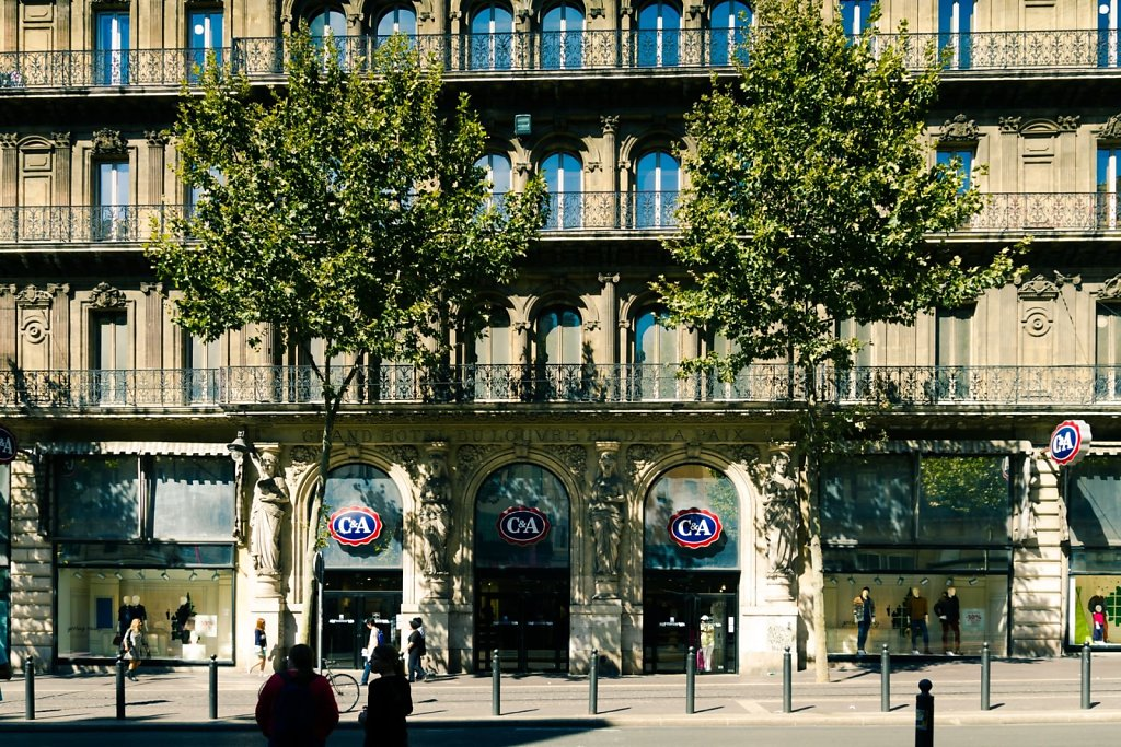 C&A store, Marseille