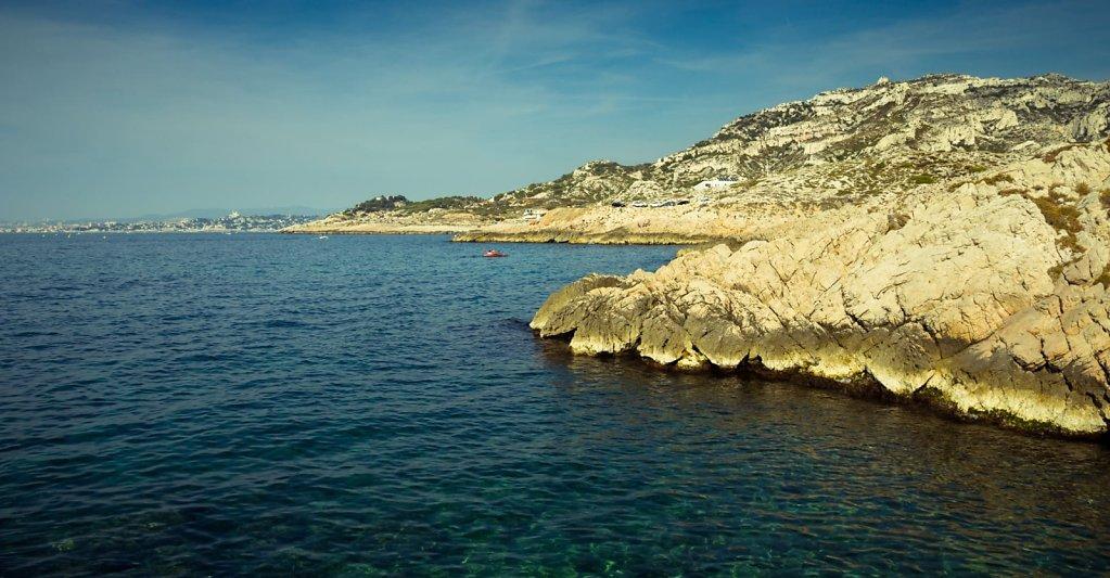 Les Calanques, Marseille