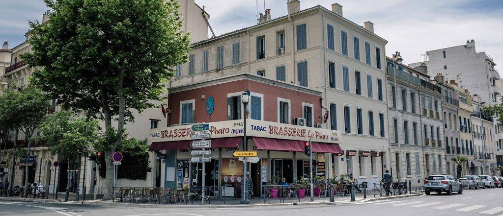 Brasserie le Pharo, Marseille
