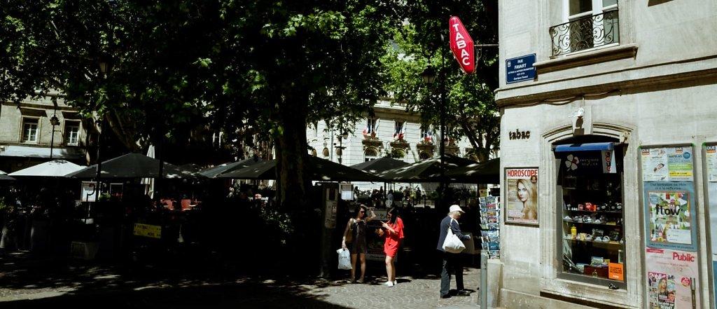 Place de l'Horologe, Avignon