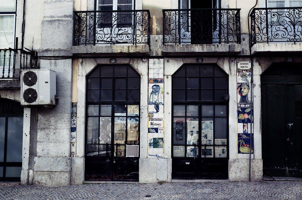 Patrimonio Municipal, Lisbon