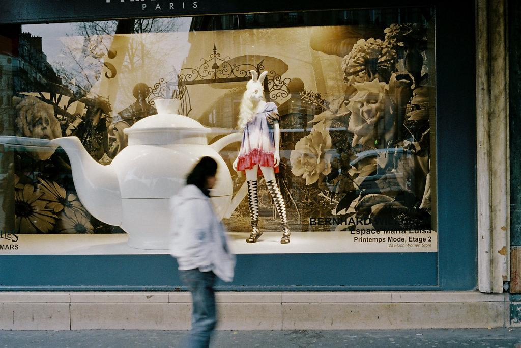Printemps de mode, Paris
