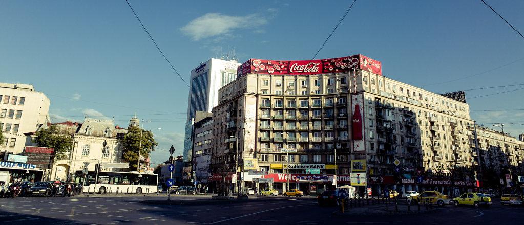 Piața Romană, Bucharest