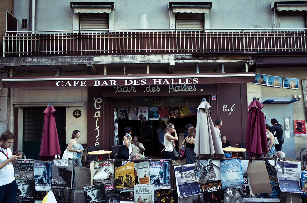 Cafe Bar des Halles, Avignon