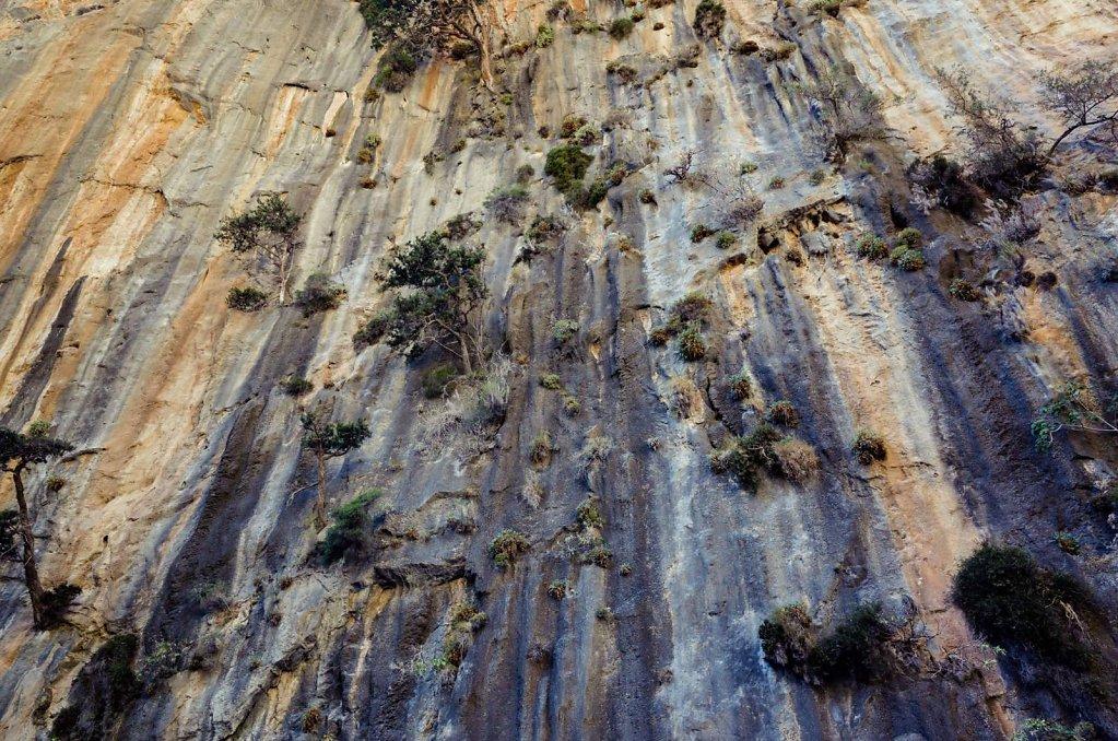 Samaria Gorge wall texture II