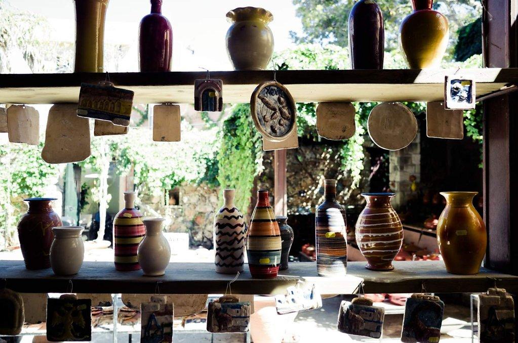 Pottery, Chania, Crete