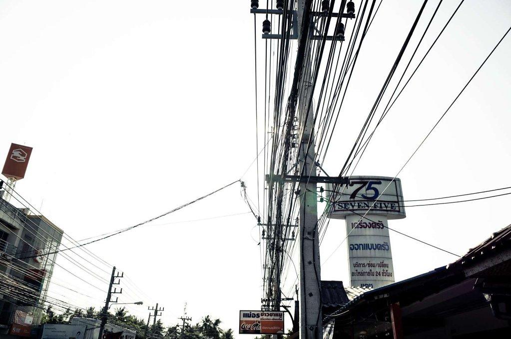 Interconnected, Koh Samui