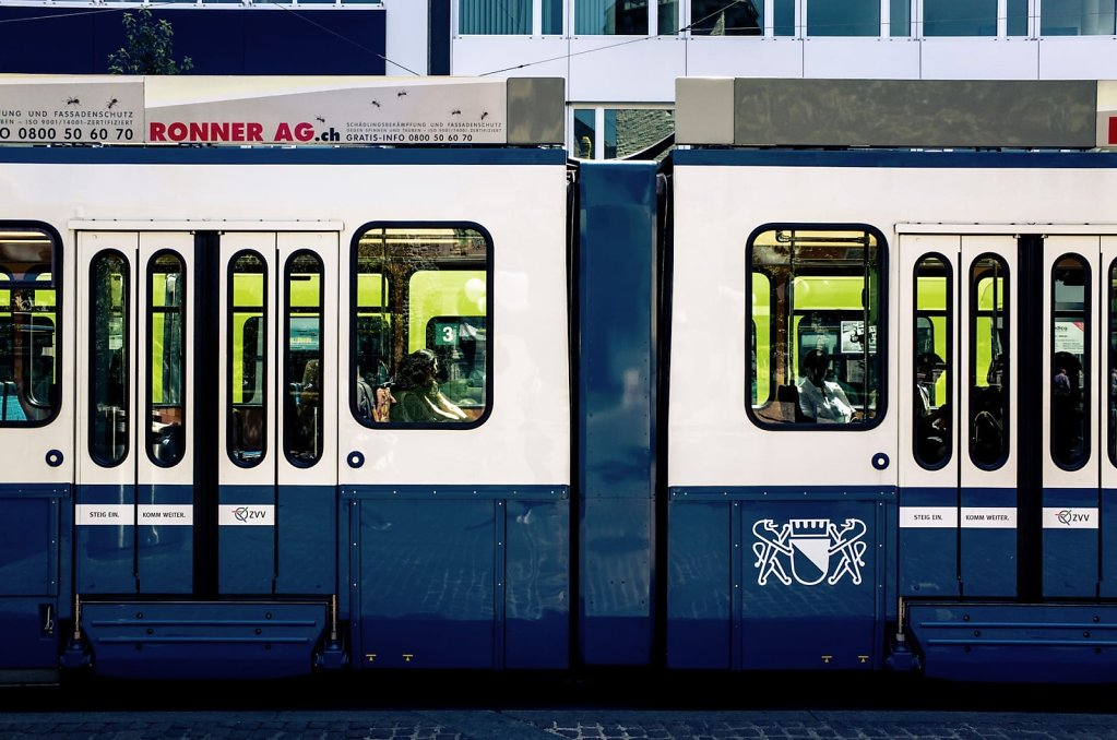 Tramway, Zurich
