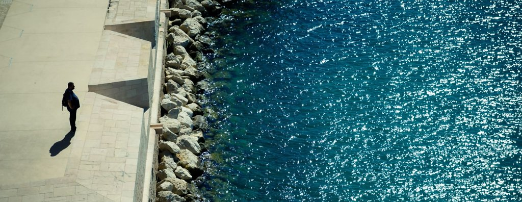 The great deep blue, Marseille