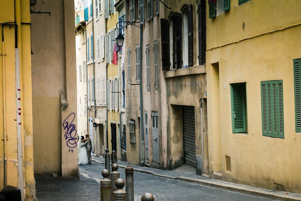 Marriage, Marseille