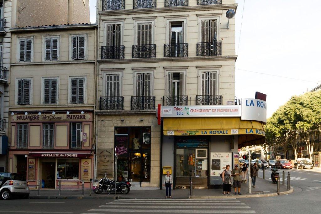 La Royale, Marseille