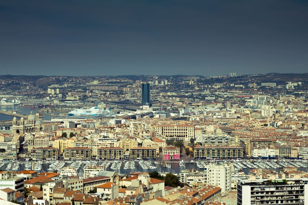 Les toits de Marseille, II