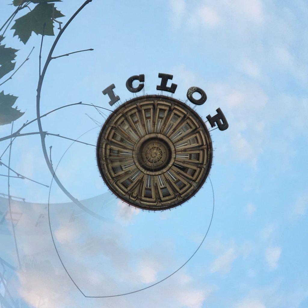 Ciclop planet, Bucharest