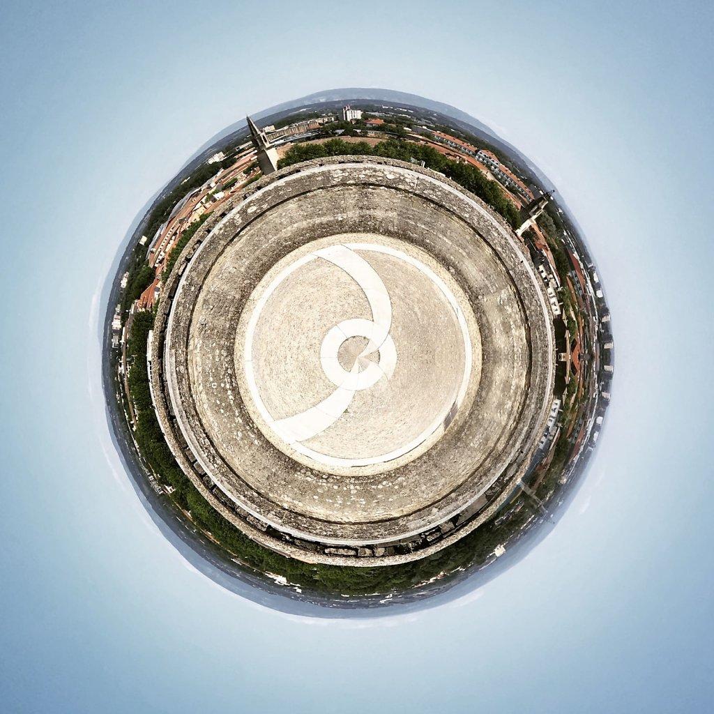 Rocher des Doms forever, Avignon