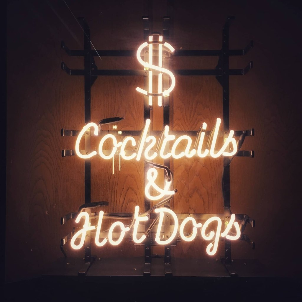 Cocktails & Hot Dogs