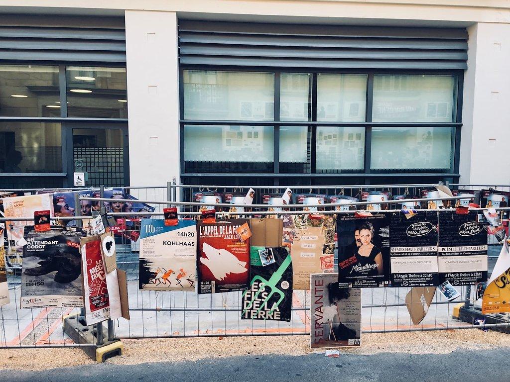 Passages, Avignon, 2018