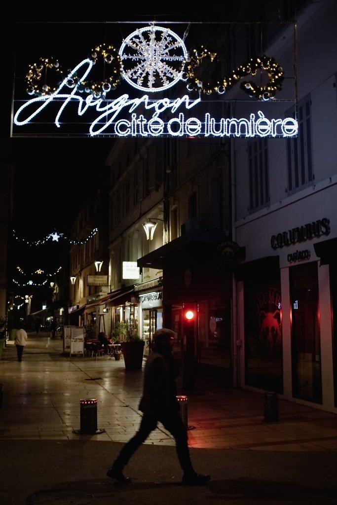 Avignon cité de lumière